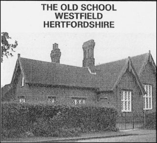 Woodhill, later Westfield, School (1850- ) | Hatfield Library