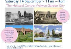 Welwyn Hatfield Heritage Fair