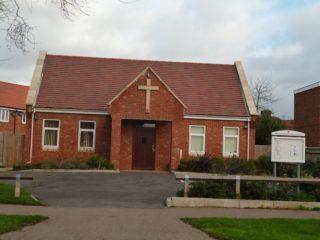 ...and now. Birchwood Methodist Church   Jean Cross