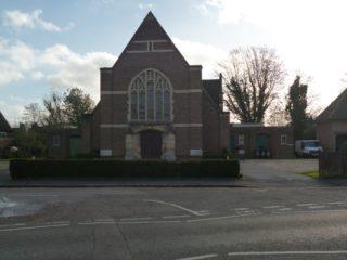 Christchurch United Reform Church | Jean Cross