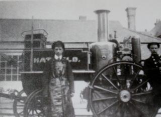 Steam Fire Engine | Mill Green Museum