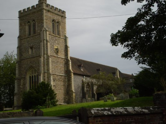 14) Parish Church of St Etheldreda which contains the tomb of Robert Cecil the first Earl of Salisbury  | Jean Cross