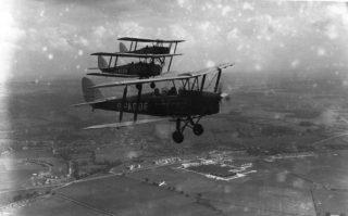 de Havilland Flying School