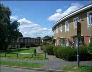 Robins Way, South Hatfield | David Irving