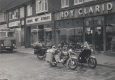 Roy Claridge's Motorcycle Shop