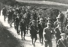 Hatfield Volunteer Training Corps 1915