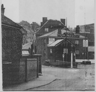 Hatfield Brewery | From the archives of Hatfield Library