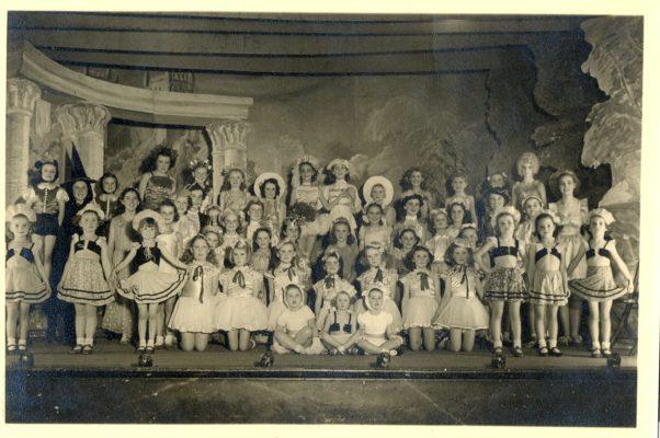 The Sleeping Princess C1949/1950 | Frank H. Meads of Essendon