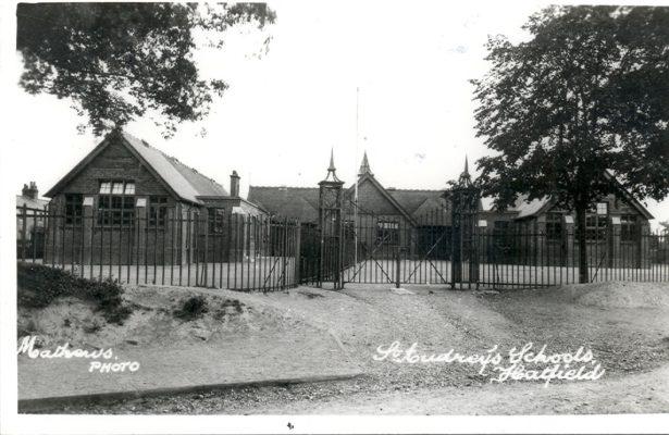 St Audrey's School | HALS