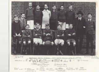 St Audrey's Team Photo (c.1924)