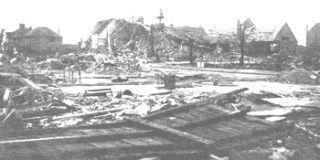 St Audrey's School destroyed | Hatfield Library