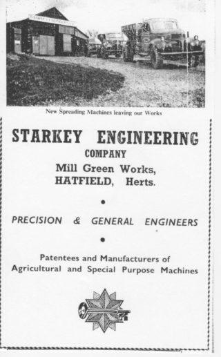 Starkey Engineering Company   WHMS