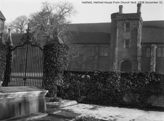 From Church Yard | Hertfordshire Archives and Local Studies.