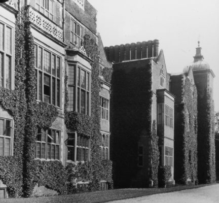West Front   Hertfordshire Archives and Local Studies.