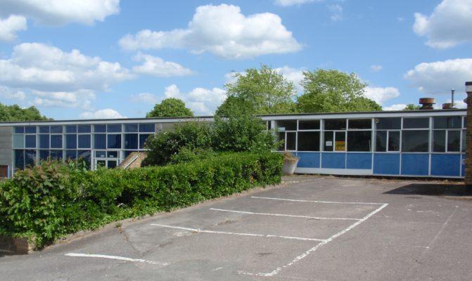 New Briars School | Derek Martindale