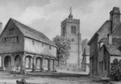The Market House, Fore Street (C.1839)