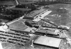 Aerial Photo of de Havilland