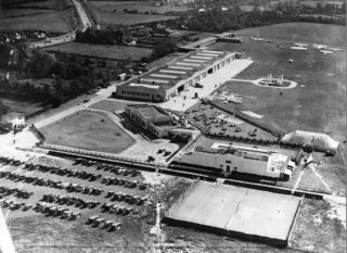 deHavilland Flying Club | British Aerospace, Hatfield