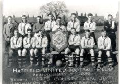 Hatfield United Football Club