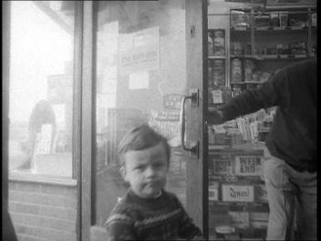Fred Titmus' sweet shop
