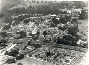 Old Hatfield 1928 | Hatfield Library