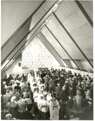 Easter 1963   Hatfield Library