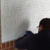 Two Names have been added to the Hatfield WW1 War Memorial
