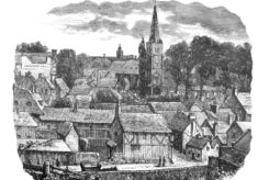 Hatfield As It was Five Hundred Years Ago